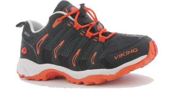 Viking Terminator GTX Shoes Junior Black/Orange